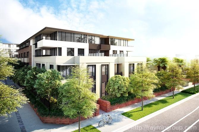 墨尔本莫纳什学区房完美精致公寓-Caulfield Heath