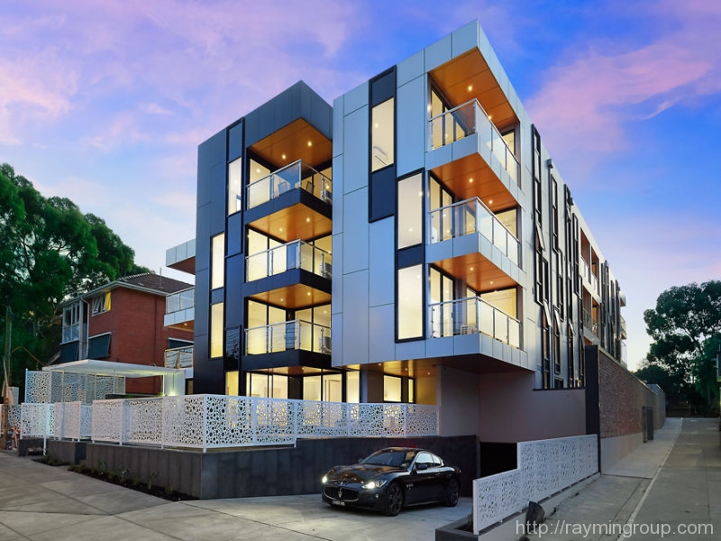 Evoque-传统富人区的高尚公寓